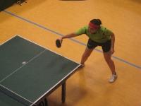 Tischtennis - Damen I gegen Diespeck