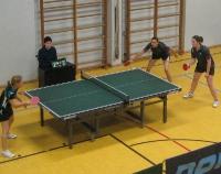 Tischtennis - Damen II gegen Sachsen_1