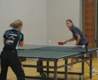 Tischtennis - Damen II gegen Sachsen_5