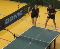 Tischtennis - Damen II gegen Sachsen_9
