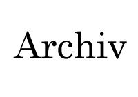 Archivbilder